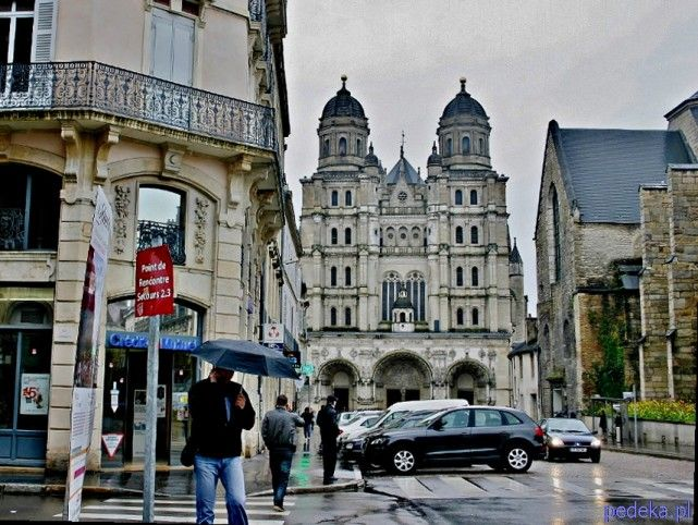 odwiedzić Burgundię