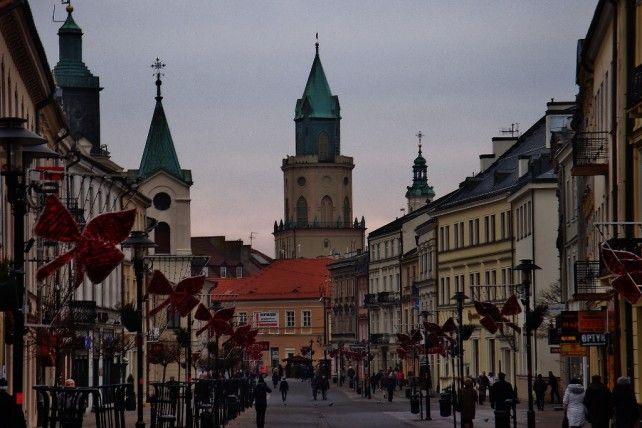 Gdzie pojechać w grudniu, Lublin
