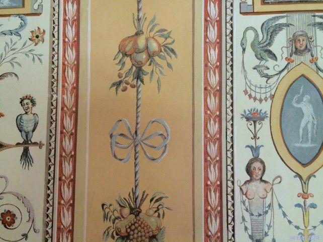 zwiedzanie pałacu w Dobrzcy