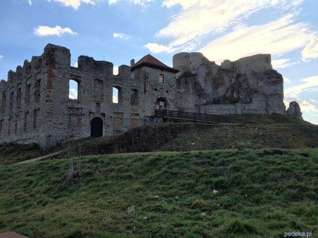 zamek Rabsztyn