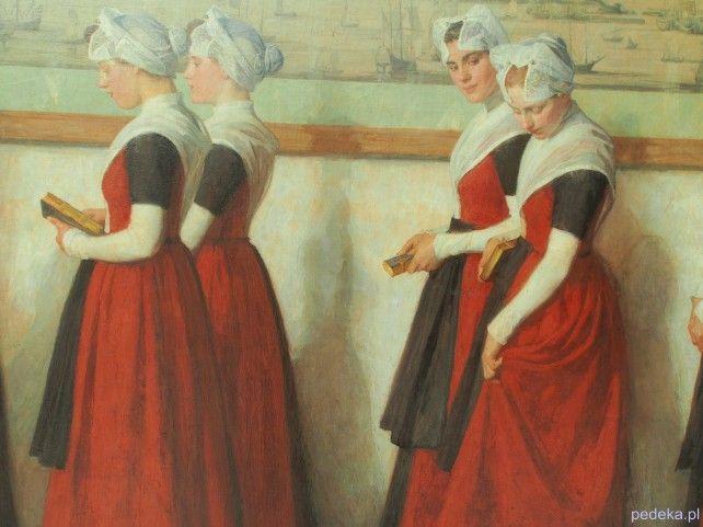 Pałac w Rogalinie galeria malarstwa