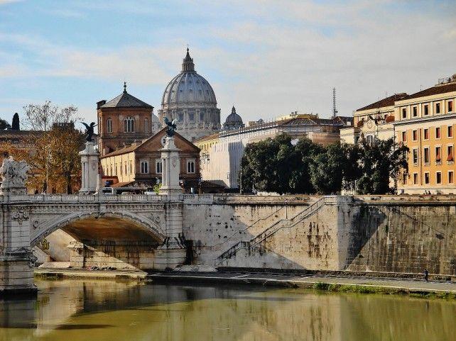 Gdzie pojechać w listopadzie?, Rzym