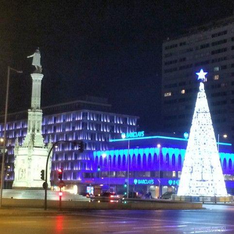 Boże Narodzenie w Madrycie