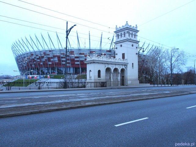 historia mostu Poniatowskiego, Warszawa