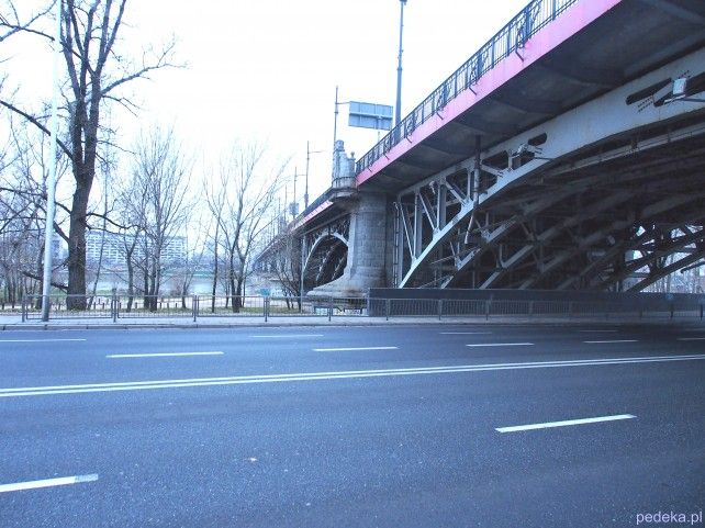 Warszawa, historia mostu Poniatowskiego