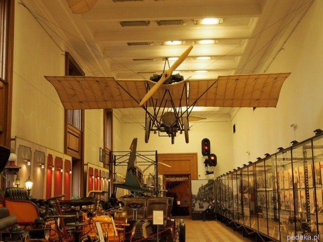 Muzeum Techniki Przemysłu w Warszawie