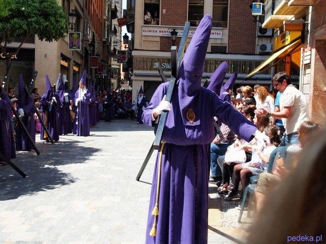 Wielki Piątek w Murcji