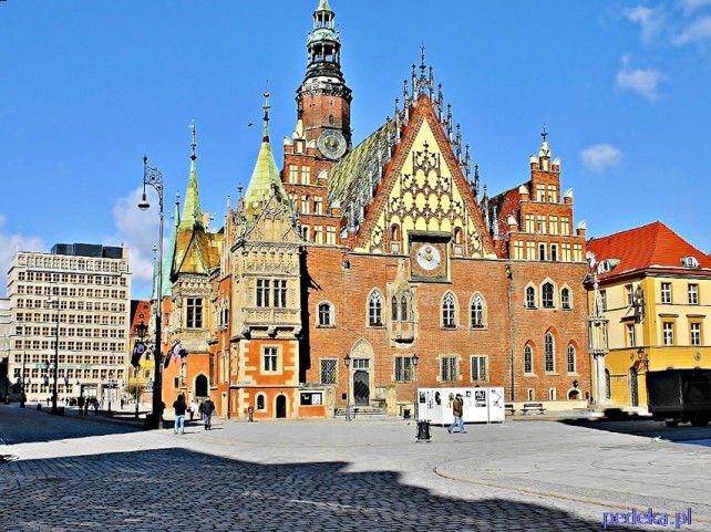 Zwiedzanie Wrocławia