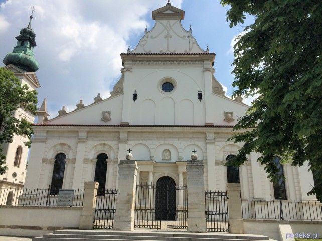 Zwiedzanie Zamojszsczyzny Zamość katedra