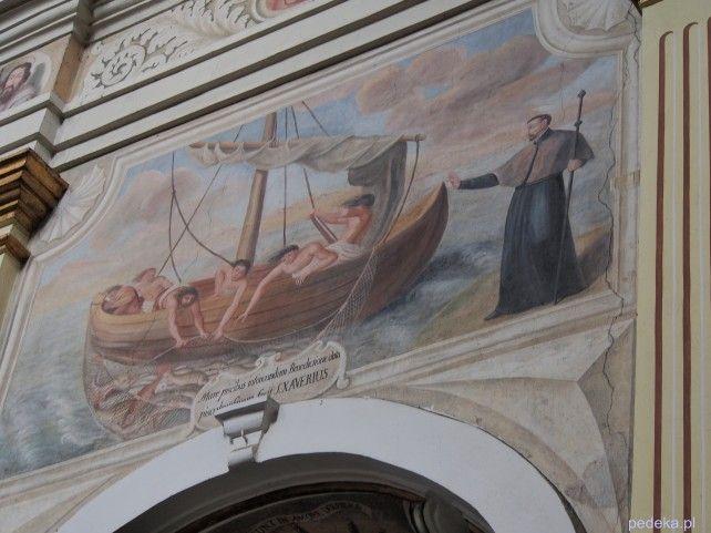Zwiedzanie Zamojszczyzny Krasnystaw Katedra