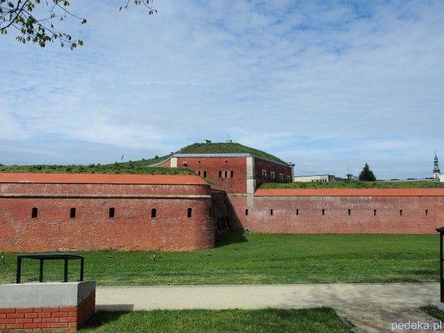 Zwiedzanie Zamojszczyzny Zamość forty