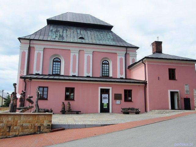 Zwiedzanie Zamojszczyzny Szczebrzeszyn synagoga