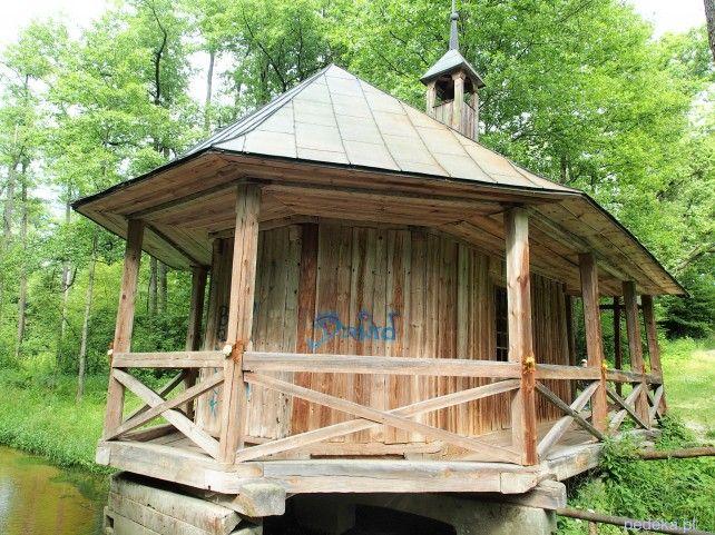 Zwiedzanie Zamojszczyzny Górecko Kościelne