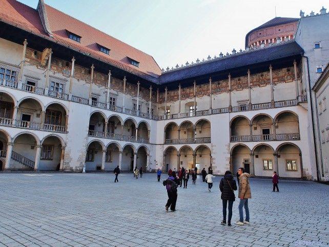 Reprezentacyjne Komnaty Królewskie na Wawelu