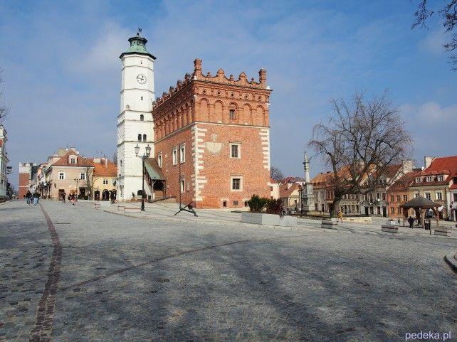 Weekend w okolicy Sandomierza