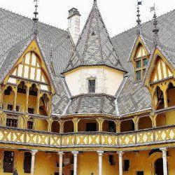 zwiedzanie Burgundii Beaune
