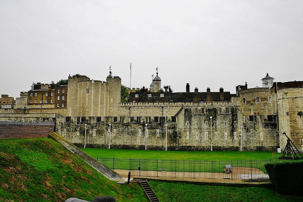 Zwiedzanie Tower of London