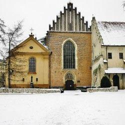 spacer po Krakowie