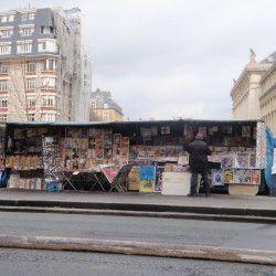 Paryscy bukiniści