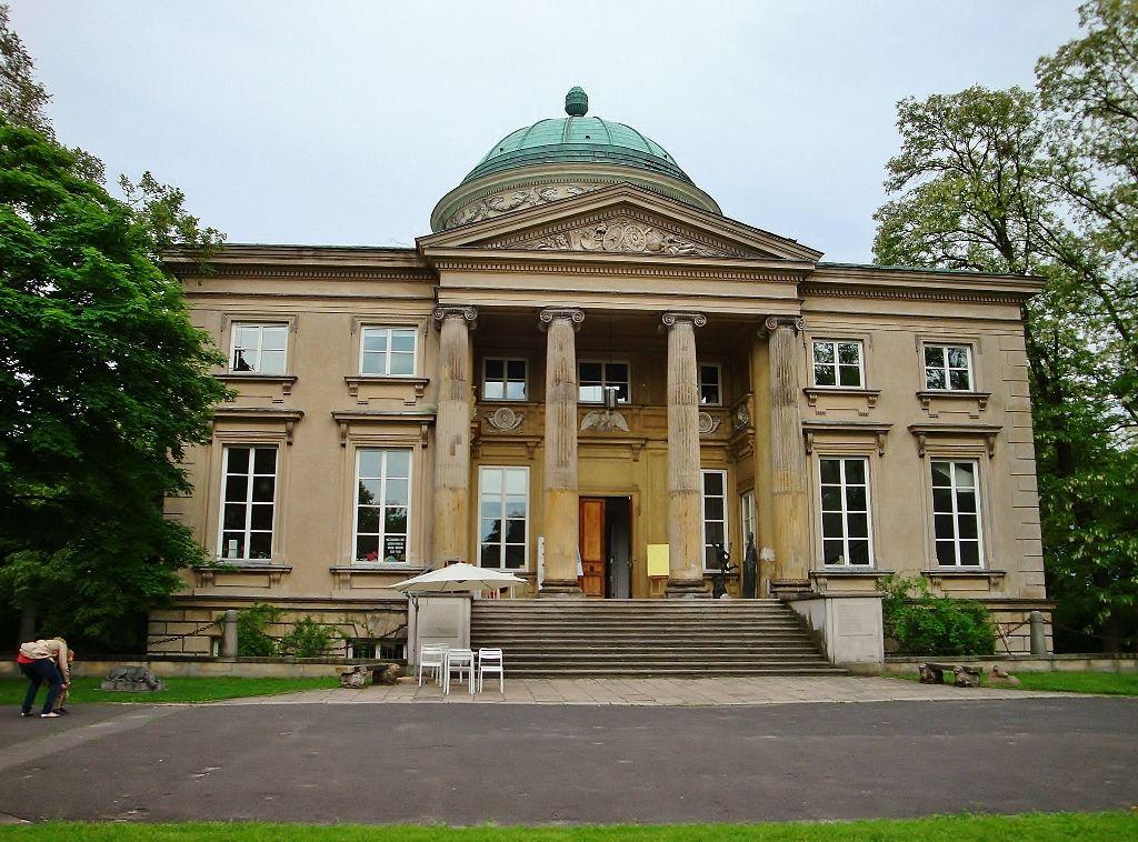 Warszawa Królikarnia
