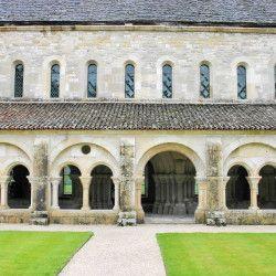 zwiedzanie Burgundii Fontenay