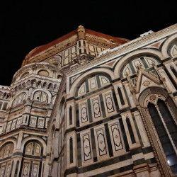Florencja nocą