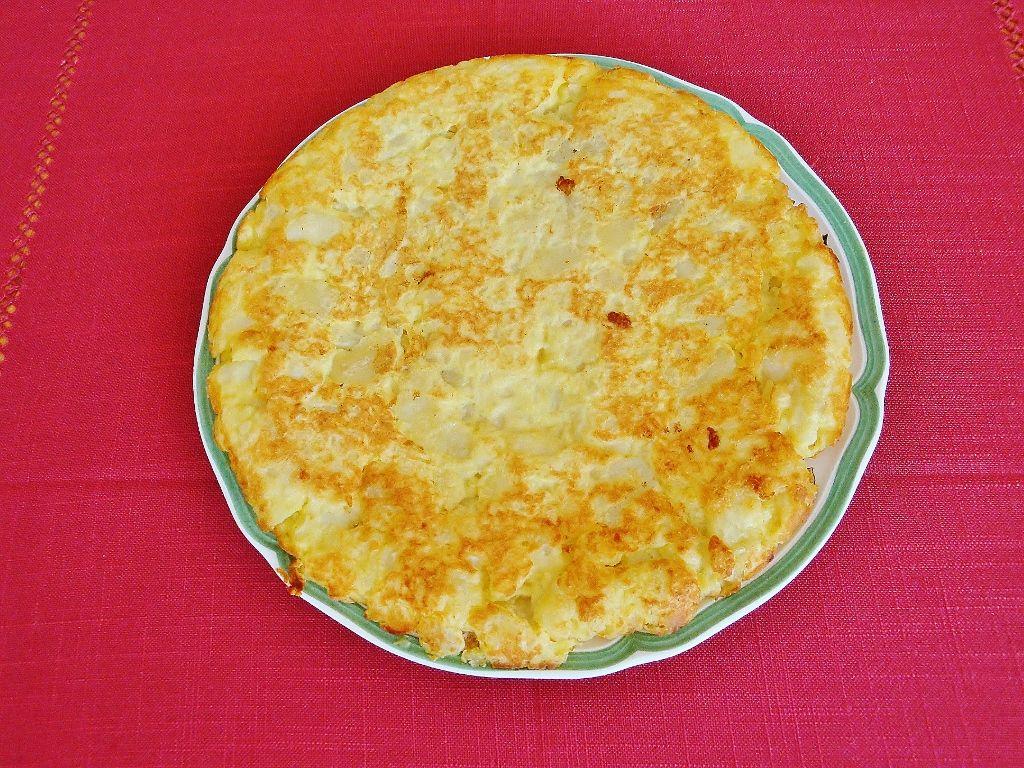 przepis na tortillę
