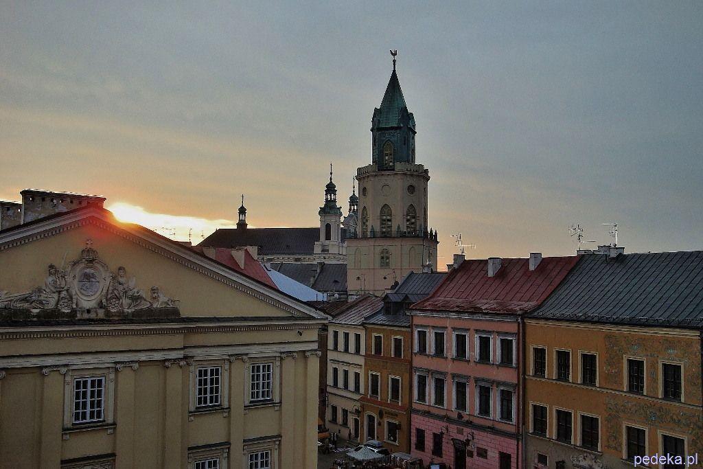 Jeden dzień w Lublinie