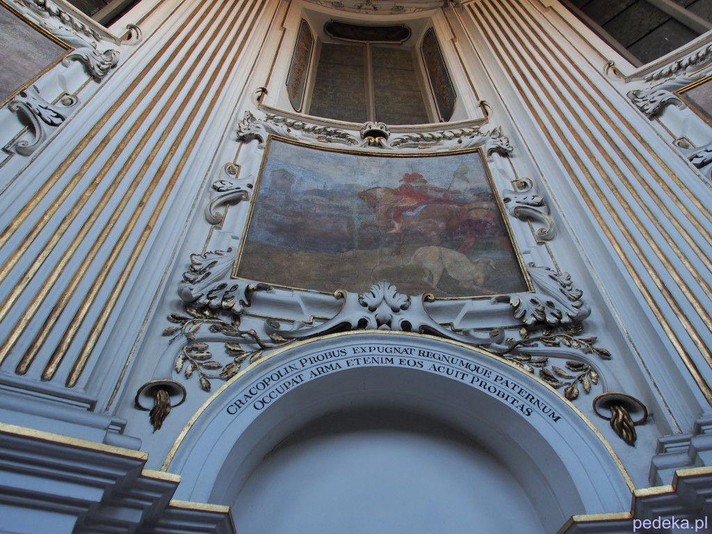 Zwiedzanie Legnicy, mauzoleum Piastów