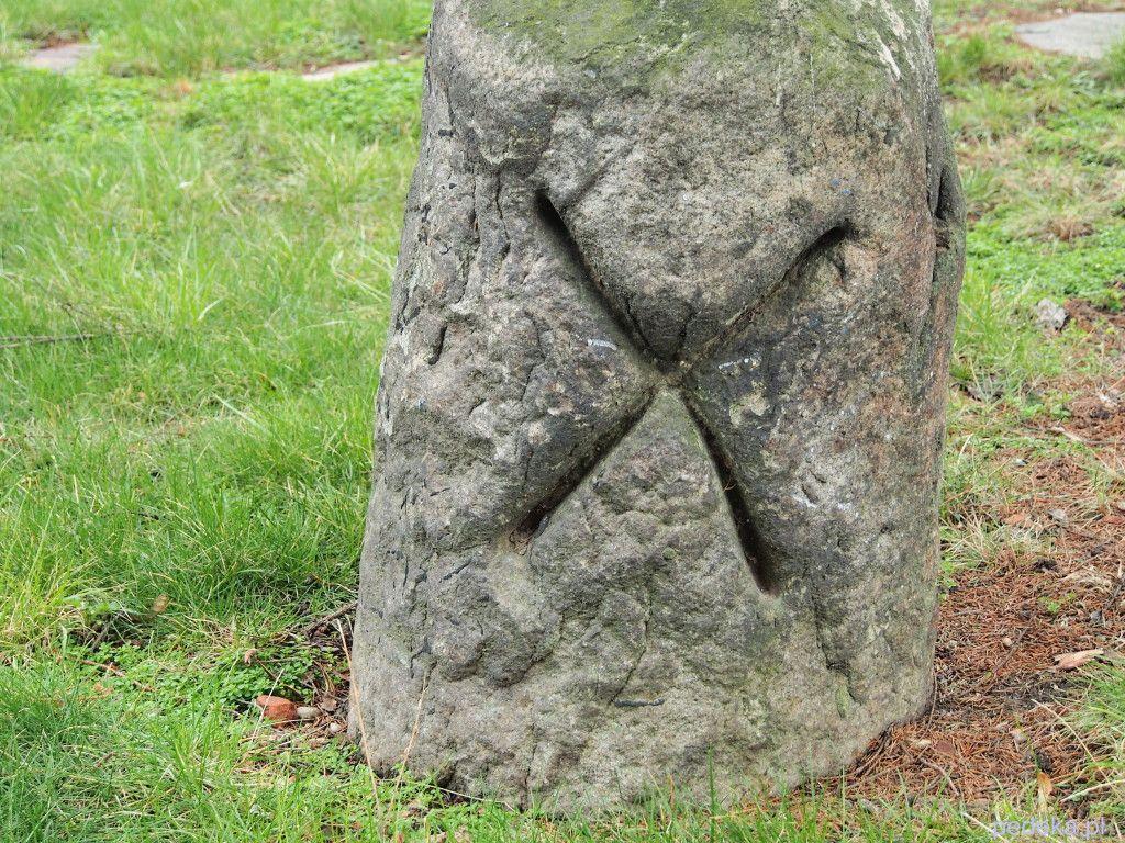 Góra Ślęża znak na rzeźbach
