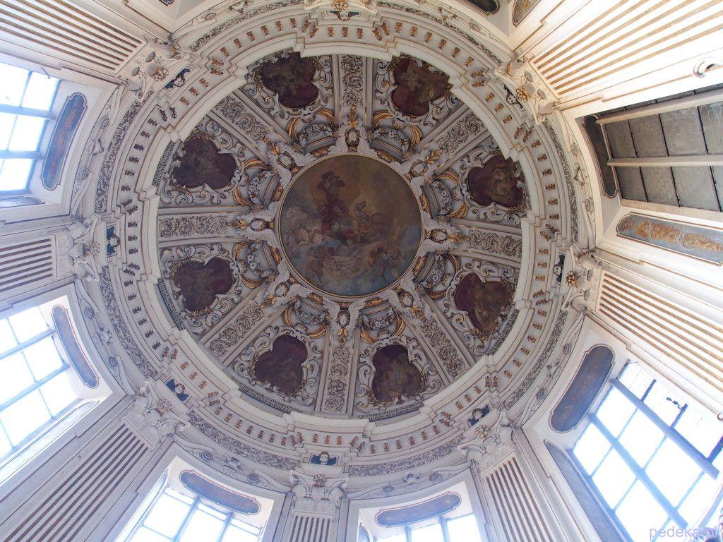 Zwiedzanie Legnicy, mauzoleum Piastó