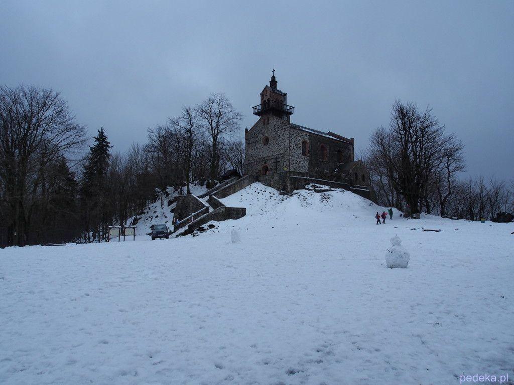 Góra Ślęża kościół