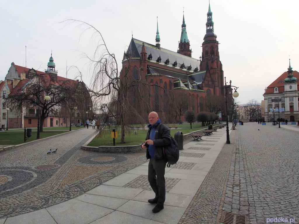 Zwiedzanie Legnicy, katedra