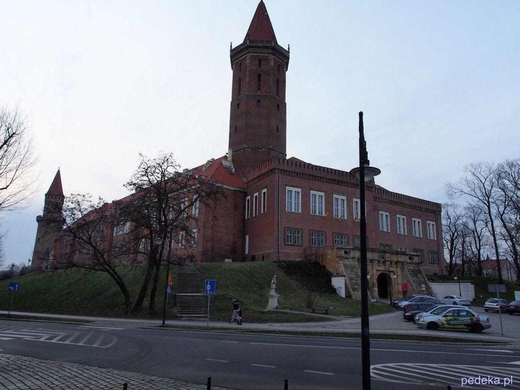 Zwiedzanie Legnicy - zamek