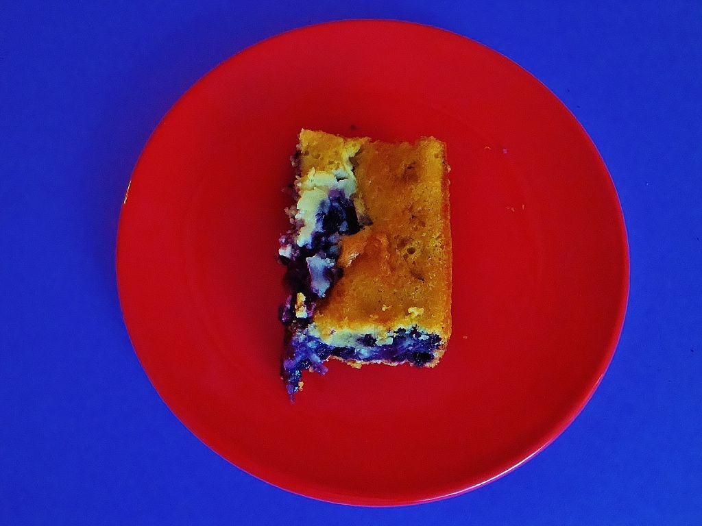 Ciasto Jagodowe