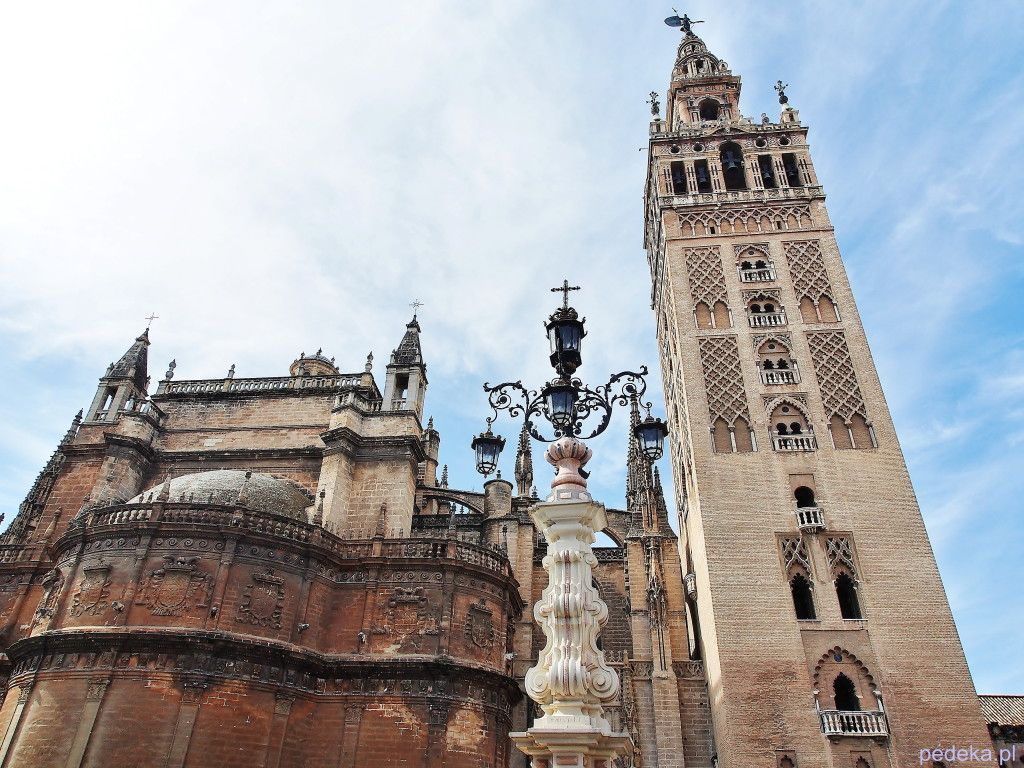 Catedral en Sevilla Giralda