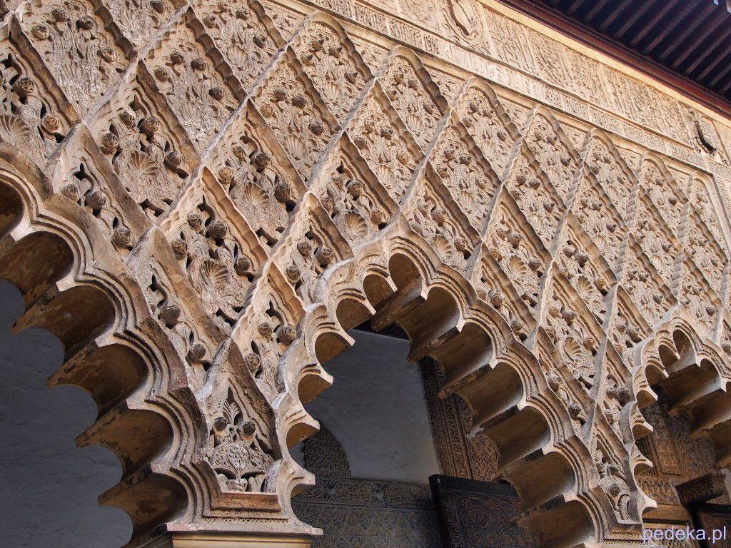 Alcazar en Sevilla