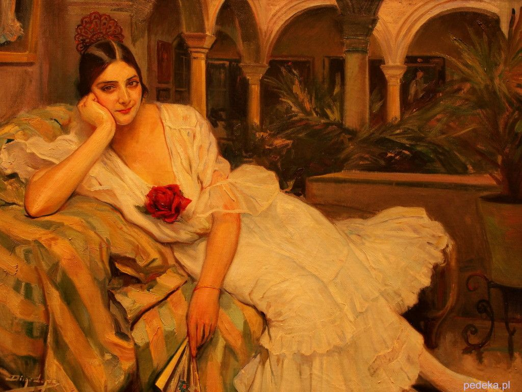 Sewilla zwiedzamy Muzeum Sztuk Pięknych
