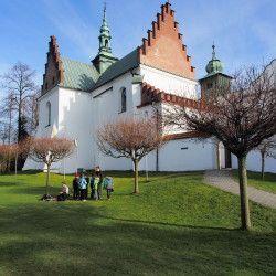 Klasztor w Szczyrzycu