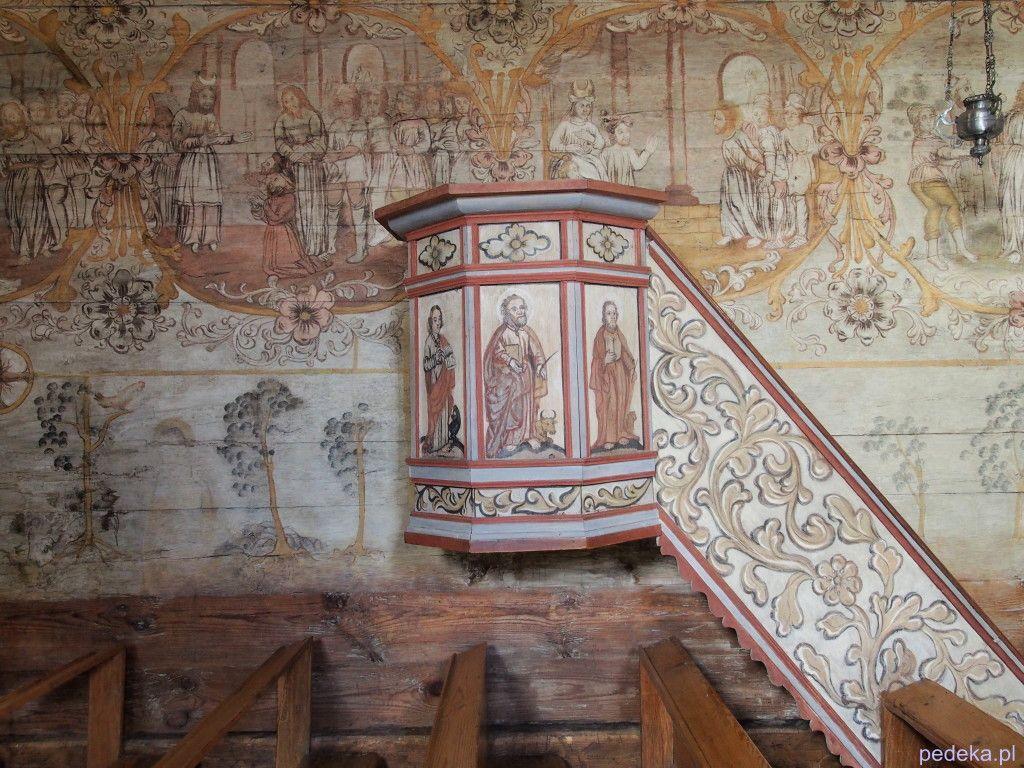 Lipnica MurowanaKościół św. Leonarda
