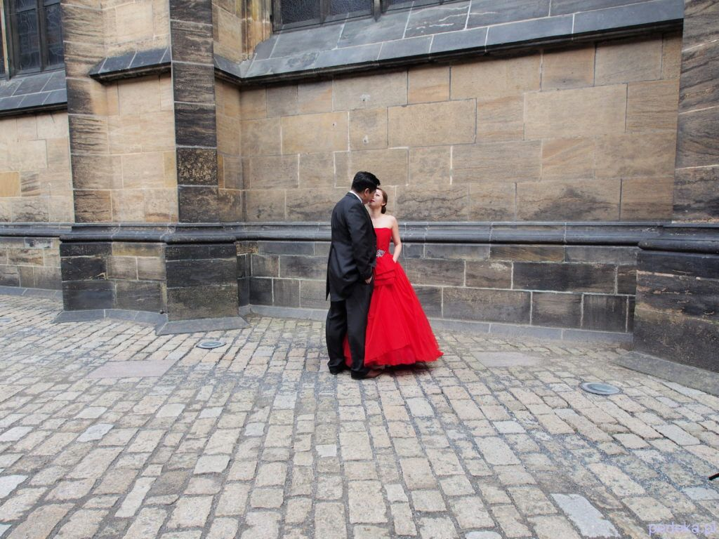 Praga zwiedzanie Hradczan
