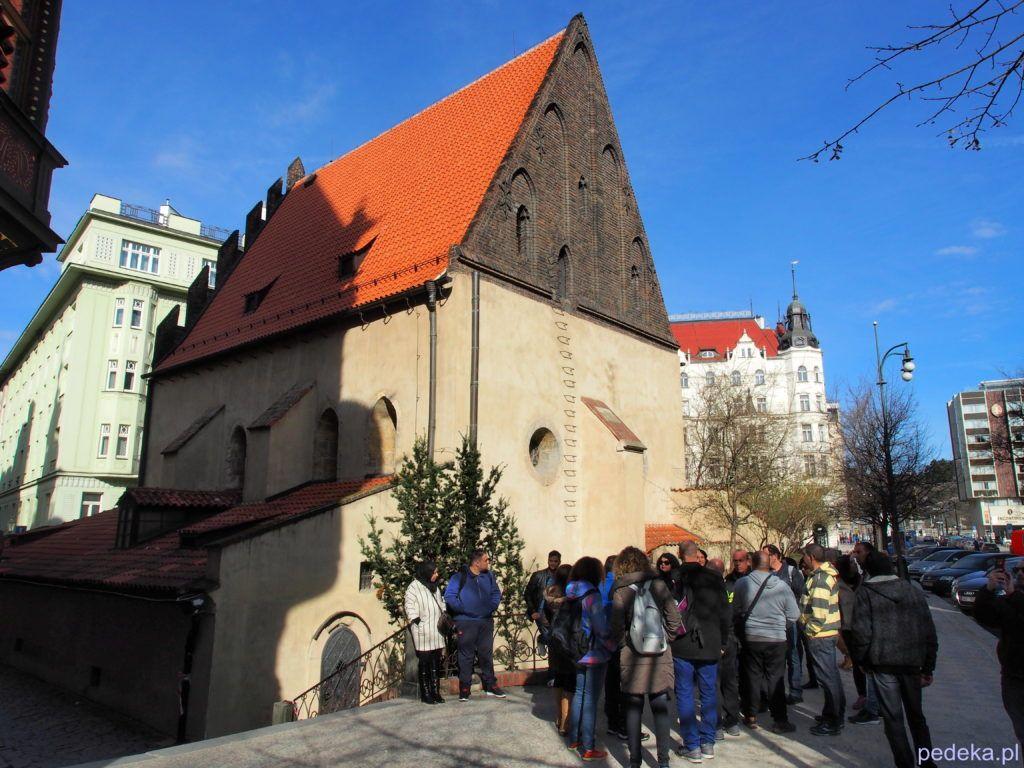 Praga dzielnica żydowska