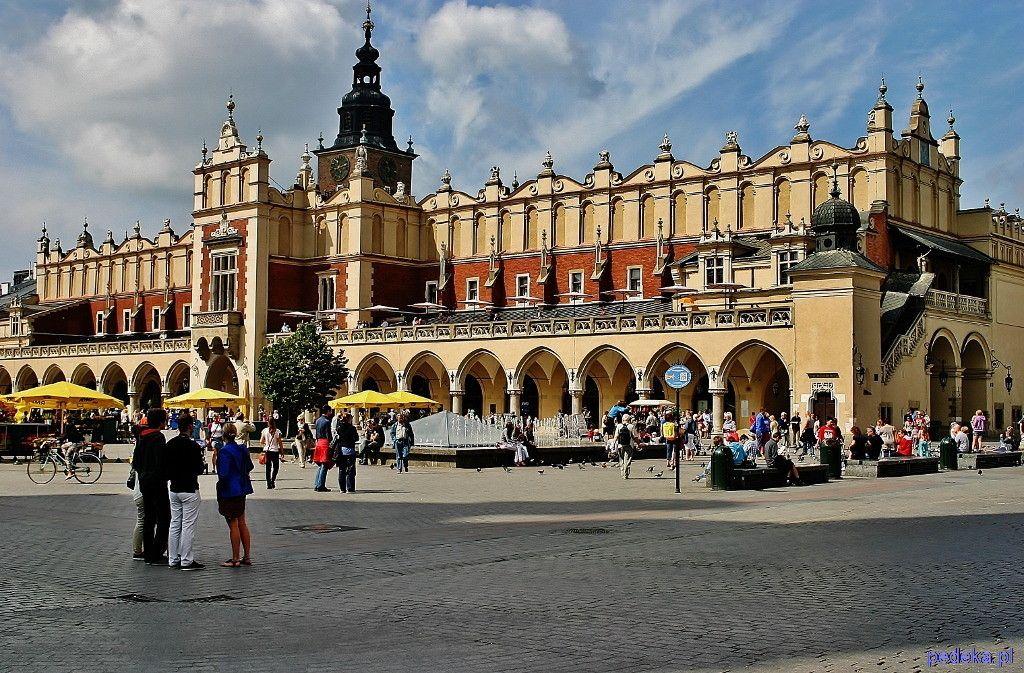 Kraków zwiedzanie