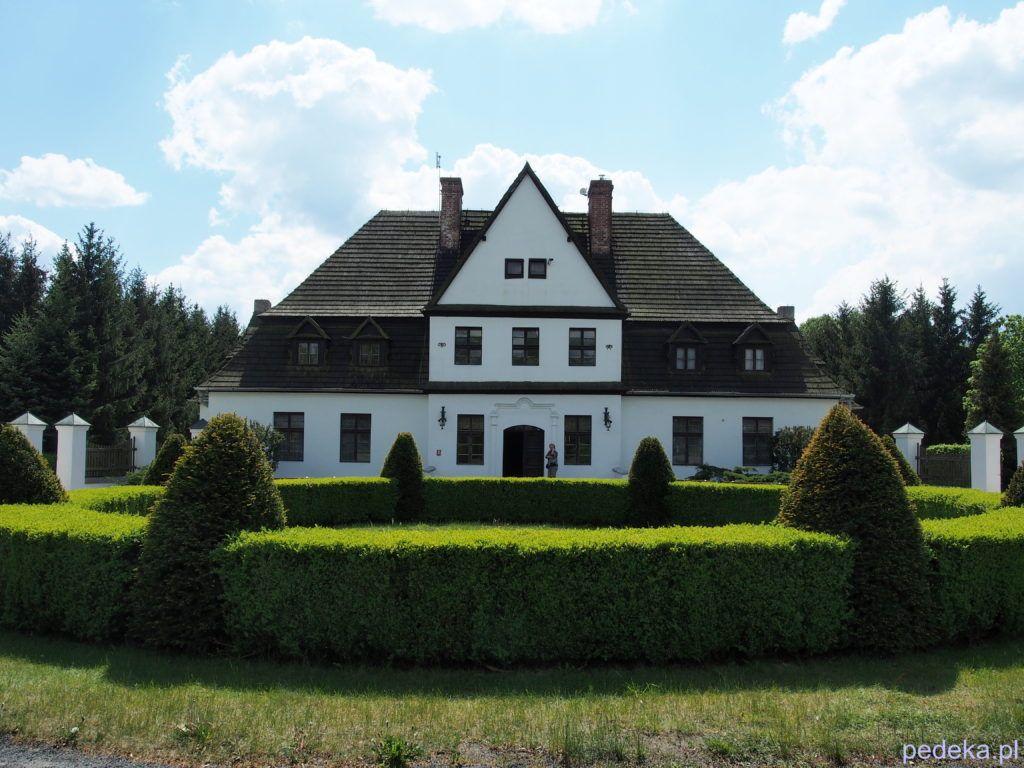 Skansen w Dziekanowicach