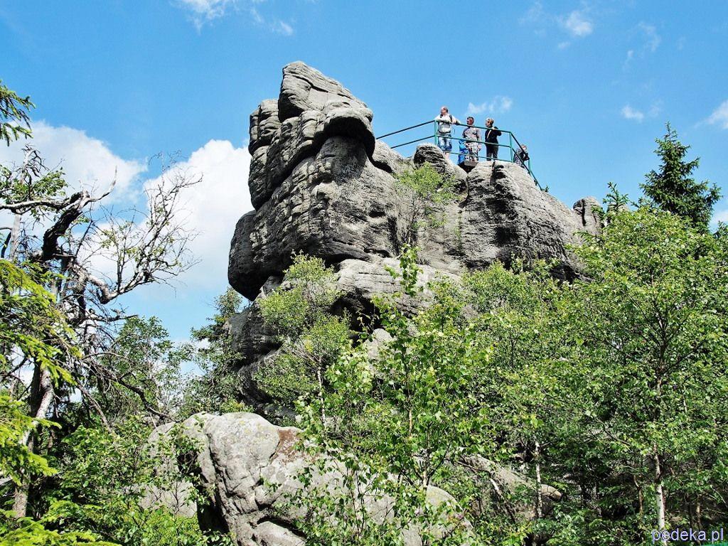 Gdzie pojechać w czerwcu, Góry Stołowe