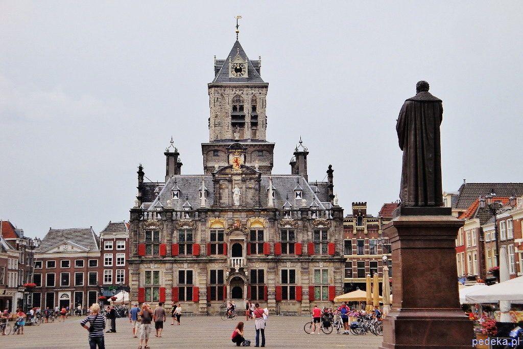 Gdzie pojechać w czerwcu, Delft