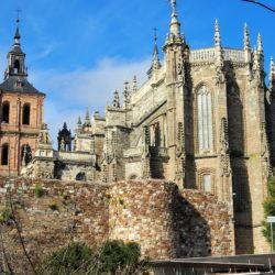 zwiedzanie Astorgi