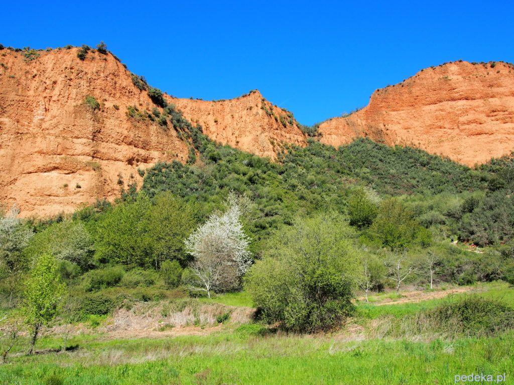 zwiedzanie Las Medulas