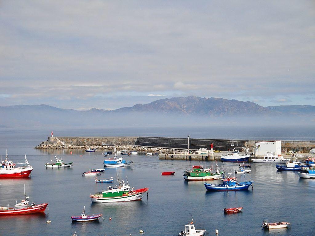 Piękna przyroda Finisterra