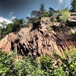 Wielkie Organy w krainie wygasłych wulkanów